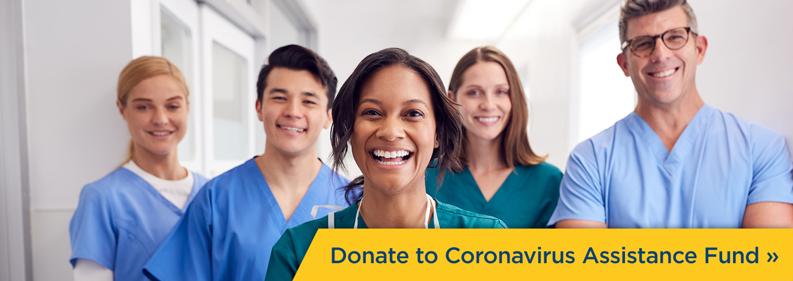 Donate to the COVID-19 Assistance Fund